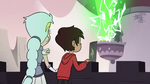 S3E7 Moon and Marco look at magical feedback