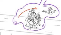 Butterfly Trap storyboard 6 by Amelia Lorenz