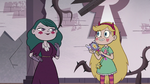 S3E11 Star Butterfly laughs at Eclipsa's joke