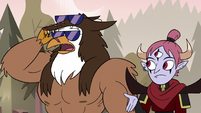 S3E37 Talon 'gonna look great in that photo'