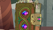 S3E3 Book of Spells locks tight again