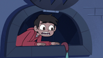 S3E6 Marco reaches the vent over the bedroom
