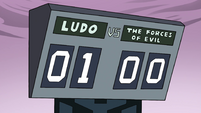 S4E14 Ludo - 1, The Forces of Evil - 0