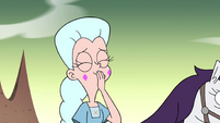 S4E3 Moon Butterfly laughing at River