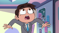 S3E34 Marco hearing something over the booth