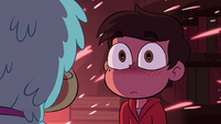 S4E12 Marco blushing with wide eyes at Kelly