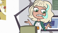 S3E13 Jackie comparing Earth and Mewni