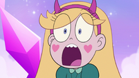 S3E23 Star Butterfly gasping with shock