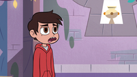 S3E4 Marco Diaz sighing with frustration