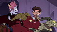 S4E22 Marco checking in on Tom and Hampton
