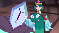 S4E24 Rhombulus accusing Eclipsa Butterfly
