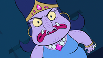 S1E14 Princess Smooshy appears