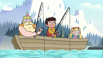S2E10 King Butterfly and Marco Diaz fishing