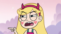 S3E35 Star Butterfly 'are you threatening me?'