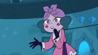 S3E18 Eclipsa standing over Star and Marco