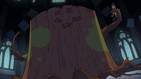 S3E25 The Stump appears