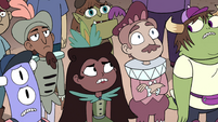 S4E19 Mewmans and monsters look confused