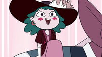 S4E23 Eclipsa on Globgor's shoulder as he grows