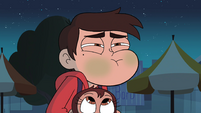S4E26 Marco gets green with indigestion