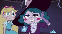 S4E4 Rhombulus wakes up in Eclipsa's body