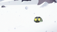 S2E2 Ludo still stuck in the snow