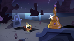 S4E14 Ludo sees Princess Quasar's magic bell