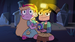 S2E27 Star Butterfly and Janna hear Glossaryck