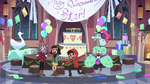 S3E25 Marco and friends present Star's birthday party