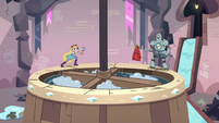 S3E8 Star Butterfly corners Sir Lavabo