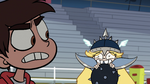 S1E4 Marco judgmental and Star embarrassed