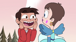 S4E1 Marco impressed by Erik's acting