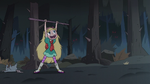 S3E1 Star Butterfly victorious over the rats