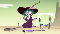 S4E10 Eclipsa 'you're not even looking'