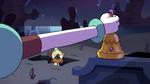 S4E14 Quasar picking up her magic bell