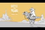 The Battle for Mewni poster 1 by Evon Freeman
