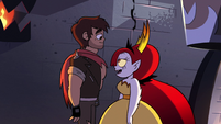 S2E31 Hekapoo 'not bad for a human'