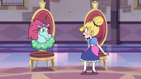 S3E10 Star Butterfly 'did you just see that?'