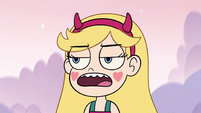 S3E35 Star Butterfly 'what are you talking about?'