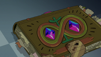 S2E1 Magic instruction book closes on Glossaryck