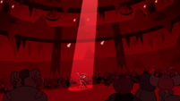 S4E13 Star and Marco dance under Blood Moon's light