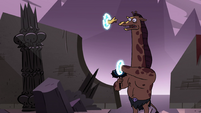S4E14 Giraffe using the mini-portal maker