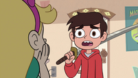 S4E5 Marco Diaz 'it's more treacherous'