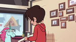 S2E24 Marco Diaz hangs his head and sighs