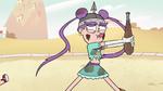 S2E9 Mina Loveberry stealing a baseball bat