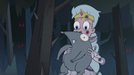 S3E1 Queen Moon catches a rat in her arms