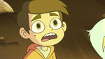 S3E7 Marco Diaz in complete shock
