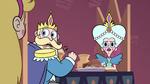 S3E9 Queen Moon tells Star to stop kicking doors