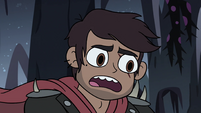 S4E5 Adult Marco 'it's not all adventure'