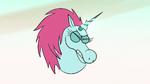 S2E13 Pony Head charging her magic power