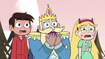 S4E1 Star Butterfly 'we were so close!'